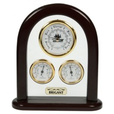 Барометр-метеостанция Gold: термометр, гигрометр