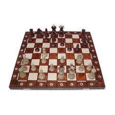 Шахматы Амбассадор (54х27х6см)