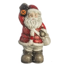 Фигурка Дед Мороз (8x6,5x14,5 см)