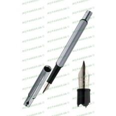 Перьевая ручка Parker Facet Matte Chrome