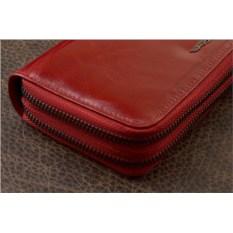 Красный кошелек G.Ferretti