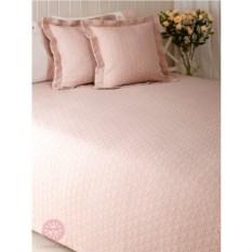 Покрывало English Style цвета розовой пудры