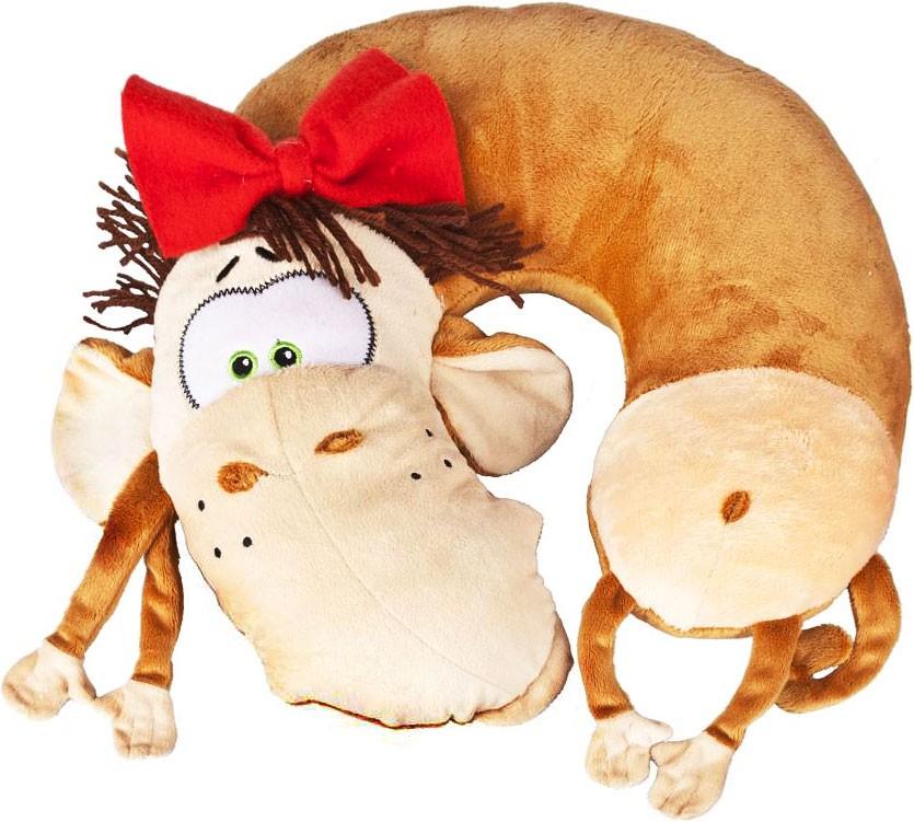 Подушка на шею «Обезьяна Чи-Чи-Чи»