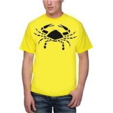 Мужская футболка Рак