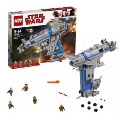 Конструктор Lego Star Wars Бомбардировщик Сопротивления