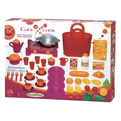 Привлекательный набор для кухни