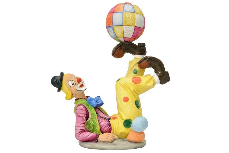 Статуэтка Клоун с мячом New Wish