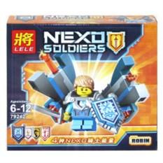 Конструктор Lele Nexo soldiers Robin, 30 деталей