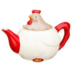 Заварочный чайник Курочка