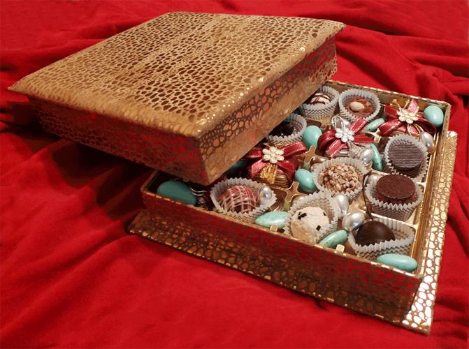 Шоколадный набор «Жемчужина»