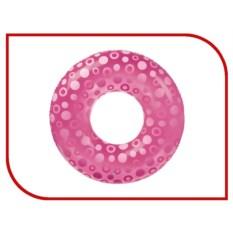 Надувной круг Intex Clear Color