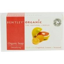 Мыло «Детокс» с грейпфрутом, лимоном и водорослями
