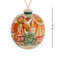 Елочный шар Дети (художественная роспись)