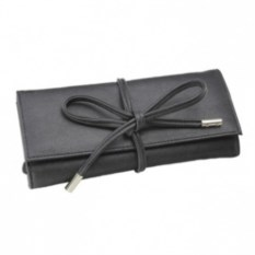 Черный ролл для драгоценностей LC Designs Co