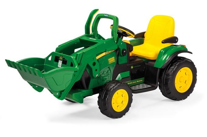 Детский электромобиль Peg Perego John Deere Ground Loader