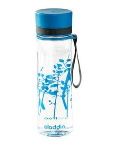 Голубая бутылка для воды Aladdin Water Bottle, 0,35 л