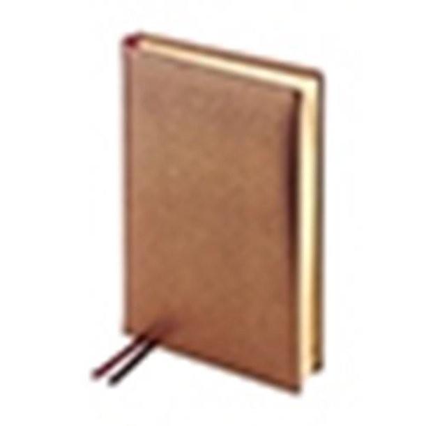 Полудатированный ежедневник бронзового цвета Bristol А5+
