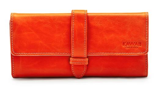 Кошелек Tenon (оранжевый)