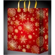 Новогодний пакет Снежинки