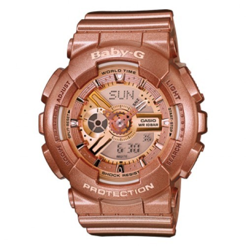 Женские наручные часы Casio Baby-G BA-111-4A