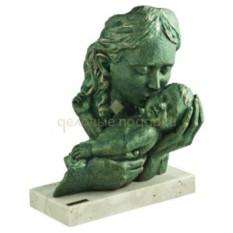 Скульптура Крепкие обьятия