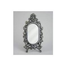 Бронзовое настольное зеркало