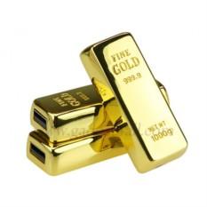 Флеш-карта «Слиток золота» на 16 Гб