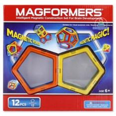 Магнитный конструктор Magformers, 12 деталей