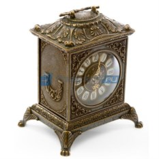 Каминные часы Сундучок