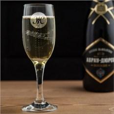 Бокал для шампанского Мелодия