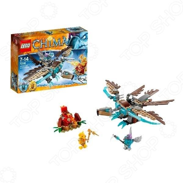 Конструктор - Lego - «Ледяной планер Варди»