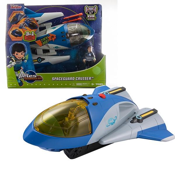 Игровой набор Майлз Крейсер космического конвоя