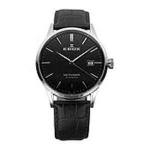 Мужские наручные швейцарские часы Edox
