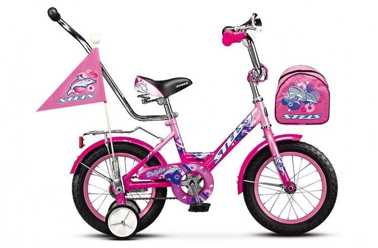 Детский велосипед Stels Dolphin 14