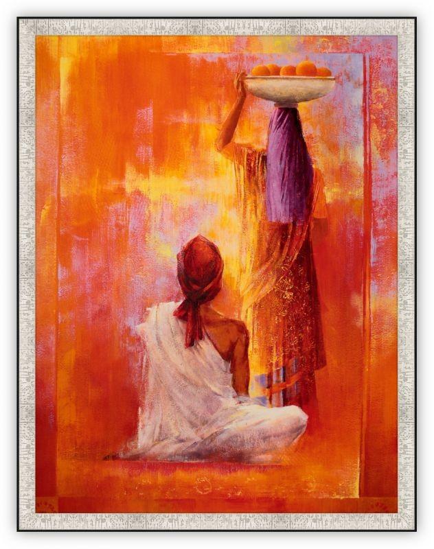 Постер Керала (восток) (Рави Варгхесе)