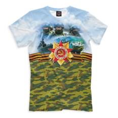 Мужская футболка Защитник отечества