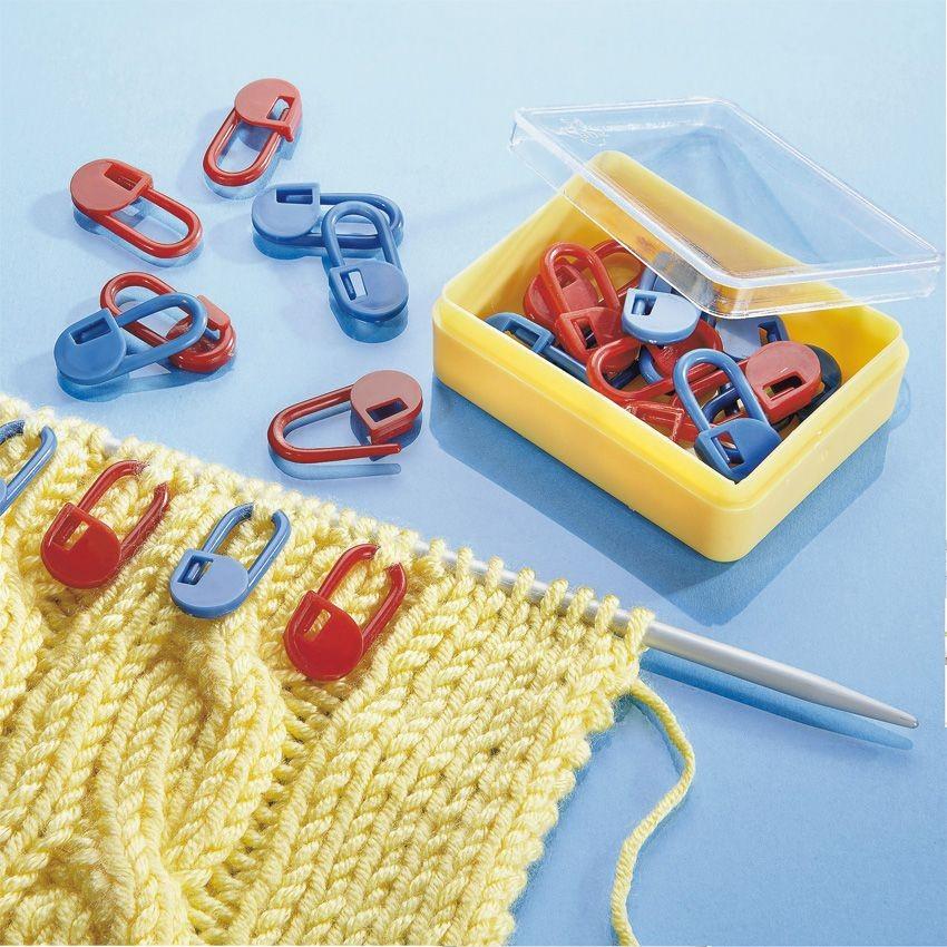 Набор маркеров для вязания