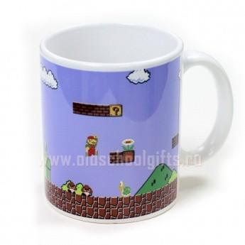 Кружка Mario Mug