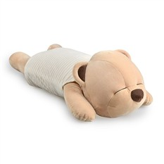 Подушка с колонками в виде медведя