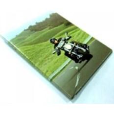 Обложка на паспорт Мотоциклист