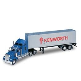 Модель грузовика 1:32 Kenwrth W900 (прицеп), Welly