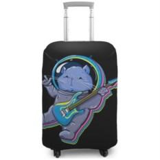 Чехол для чемодана Космокот