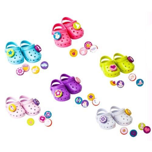 Сандали фантазийные для куклы Baby born от Zapf Creation