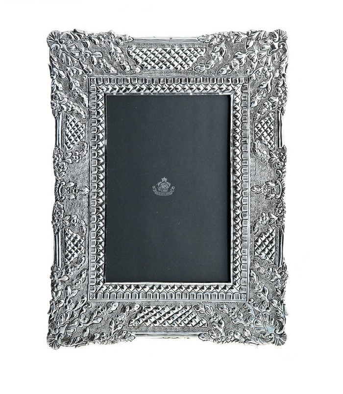 Фоторамка серии Silver frame, посеребрение