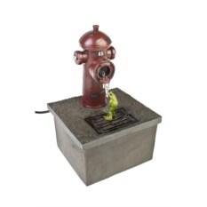 Декоративный электрический фонтан Душ для лягушки