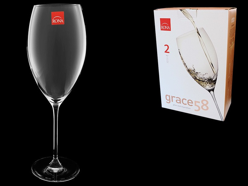 Набор бокалов для вина Grace из 2 шт.