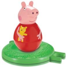 Фигурка-неваляшка «Свинка Пеппа», Peppa Pig