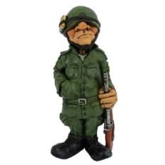 Декоративная фигурка Солдат в каске