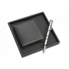 Набор: портмоне, ручка-роллер