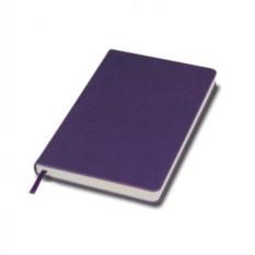 Фиолетовый бизнес-блокнот А5 Classic в линейку